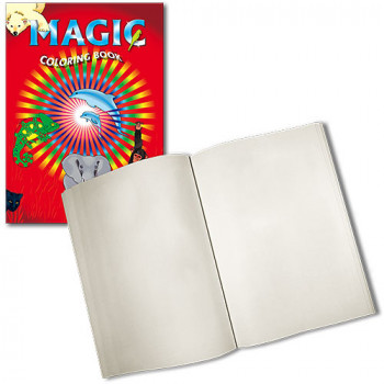 Magic Coloring Book BLANK by Di Fatta - Groß - Unpräpariertes Buch