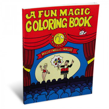 Magic Coloring Book by Royal Magic - Klein