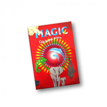 Magic Coloring Book by Di Fatta - Klein - Zaubertrick