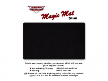 Closeup Matte - Magic Mat Slim (11x14 inch) Close Up Pad by Trevor Duffy
