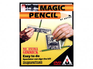 Magic Pencil und DVD (magischer Bleistift) by Astor