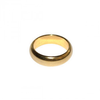 PK Ring - Magnetring - 18mm - Gold