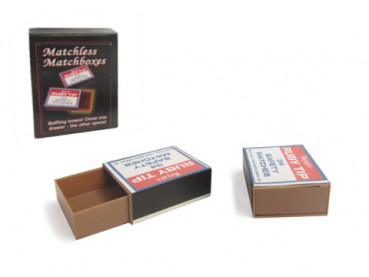 Matchless Matchboxes