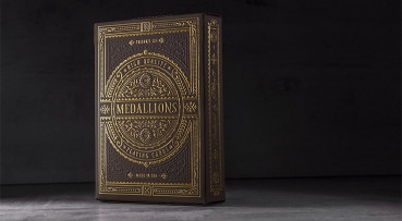 Medallions Deck by Theory 11 - Pokerdeck