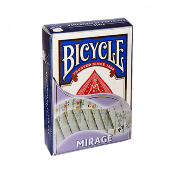 Mirage Deck Bicycle by Di Fatta - Blau - Kartentrick