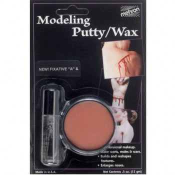 Modeling Wax and Putty - Theater