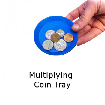 Münztablett (Multiplying Coin Tray)