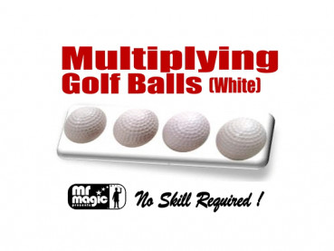 Multiplying Golf Balls by Mr Magic - Zaubertrick