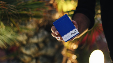 NOC Original Deck - Blau - Printed at USPCC by The Blue Crown