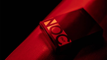 NOC Out Playing Cards - Rot und Gold