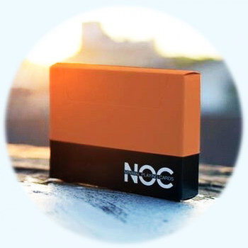 NOC Summer Edition - Orange - Printed at EPCC by The Blue Crown