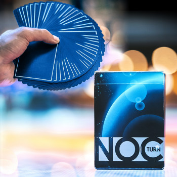 NOC Turn Playing Cards - Designed by Francesca Frasca