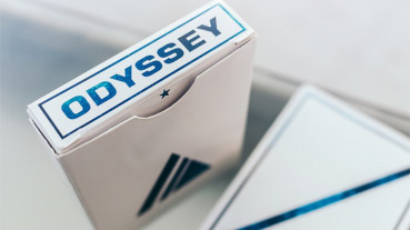 Odyssey Boreal Edition Playing Cards by Sergio Roca - Pokerdeck