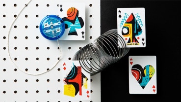 Off The Wall Playing Cards by Art of Play - Limited Edition