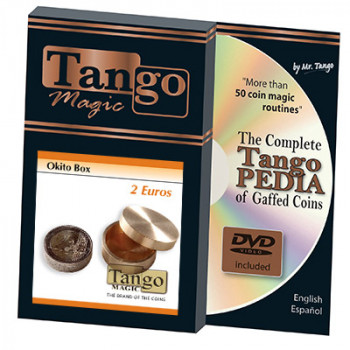 Okito Box - 2 Euro - Brass - Tango Magic