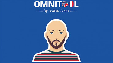OMNITOOL (Gimmicks and Online Instructions) by Julien Losa & Magic Dream