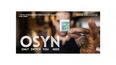 OSYN by Mark Calabrese - Switches by Ellusionist