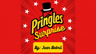 Pringles Surprise by Juan Babril - Video - DOWNLOAD