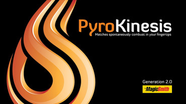 Pyro Kinesis 2.0 by Magic Smith - Pyrotrick