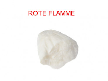 Pyrowatte - Flash Cotton - Rote Flamme