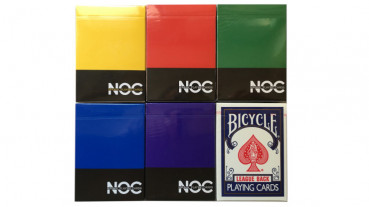 Rare Decks 1 - Collectable Playing Cards pro Pokerdeck - Limited Playing Cards - Sammlerstücke - Out of Print