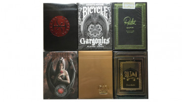 Rare Decks 23 - Collectable Playing Cards pro Pokerdeck - Limited Playing Cards - Sammlerstücke - Out of Print