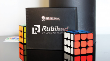 Rubiked (Gimmick und App) by Vincent Tarrit - Zaubertrick