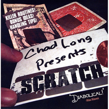 Scratch (DVD and Gimmicks) by Chad Long