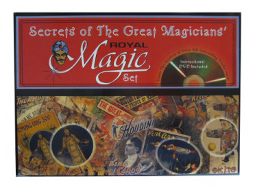 Secrets of the Great Magicians (Set) - by Royal Magic