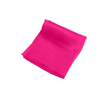 Seidentuch by Gosh - Hot Pink - 15 cm