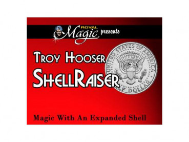 Shellraiser - DVD & Expanded Shell - with Troy Hooser