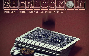 Sherlock'oin by Thomas Riboulet and Anthony Stan - Kartentrick