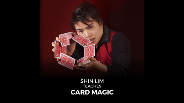 Shin Lim Teaches Card Magic (Full Project) - Video - DOWNLOAD