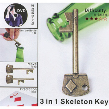 Skeleton Key - Zaubertrick