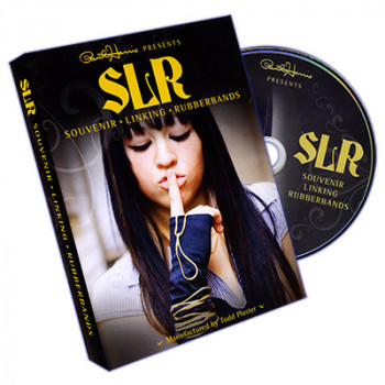 SLR Souvenir Linking Rubber Bands - Paul Harris Presents - Zaubertricks