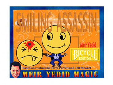 Smiling Assassin by Meir Yedid Magic
