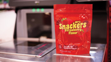 Snackers Playing Cards by Riffle Shuffle - Pokerdeck