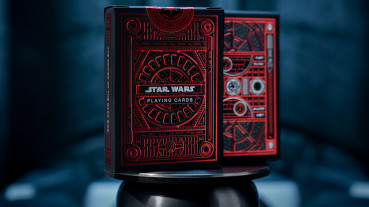 Star Wars Dark Side (RED) by Theory11 - Pokerdeck