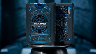 Star Wars Light Side (Blue) by Theory11 - Pokerdeck