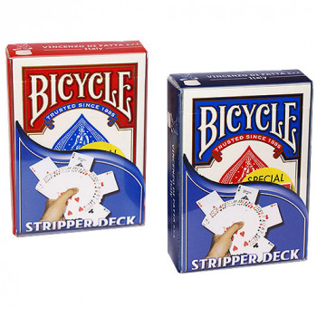 Stripper Deck Bicycle by Di Fatta - Kartentrick