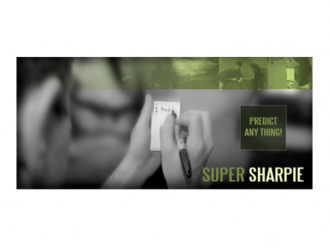 Super Sharpie by Magic Smith - Zaubertrick
