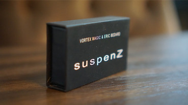 Suspenz (Gimmicks and Online Instructions) by Eric Bedard and Vortex Magic