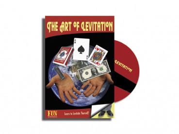 The Art of Levitation DVD by Arthur Tracz