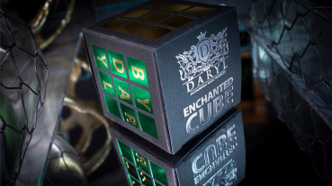 The Enchanted Cube by Daryl - Rubiks Würfel Zaubertrick
