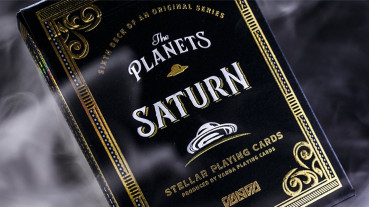 The Planets - Saturn Playing Cards - Pokerdeck