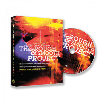 The Rough and Smooth Project (DVD und Roughing Stick) by Lawrence Turner