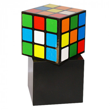 The Rubik Cube - Zaubertrick