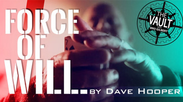 The Vault Force of Will by Dave Hooper - Video - DOWNLOAD
