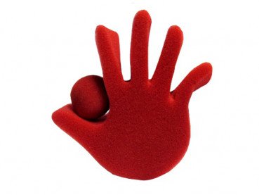 The Big Red Hand - Magic by Gosh