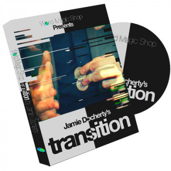 Transition - DVD and Gimmick - Jamie Docherty